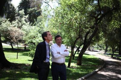 Gobierno presenta plan de recuperación de espacios afectados en las protestas