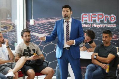 """Sifup pide a la ANFP """"resguardar la vida y la salud de los futbolistas"""""""
