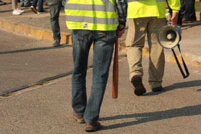 """Carabineros llama a 'chalecos amarillos' a no armarse: """"No están preparados"""""""