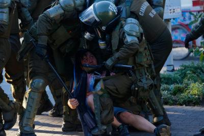 Gobierno reconoce sumarios por 231 civiles heridos en protestas sociales