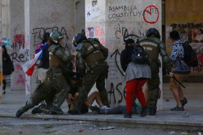 Amnistía presentó informe por violaciones a los derechos humanos en Chile