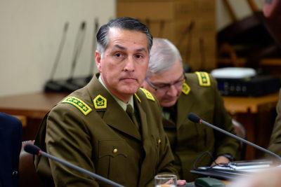 """Mario Rozas respalda detenciones de carabineros de civil: """"Está debidamente autorizado"""""""