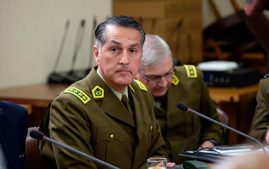 """""""Mario Rozas respalda detenciones de carabineros de civil:"""