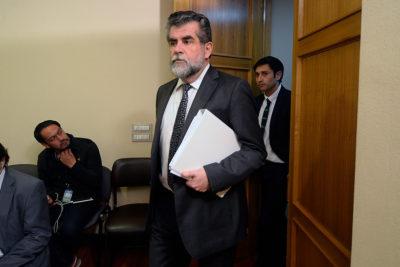 """Subsecretario Ubilla: """"En un estado de derecho no corresponde que los ciudadanos se armen"""""""