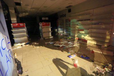"""Jornada de protestas: este viernes hubo 41 """"eventos graves"""" y 40 civiles lesionados"""