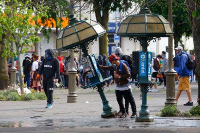 Inteligencia argentina detectó lazos entre extremistas y violencia en Chile