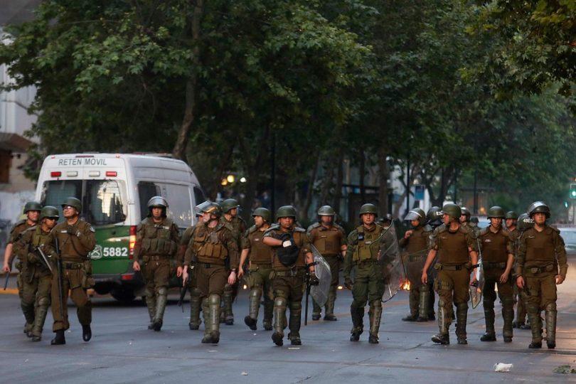 ¿Son los manifestantes sujetos anómicos?