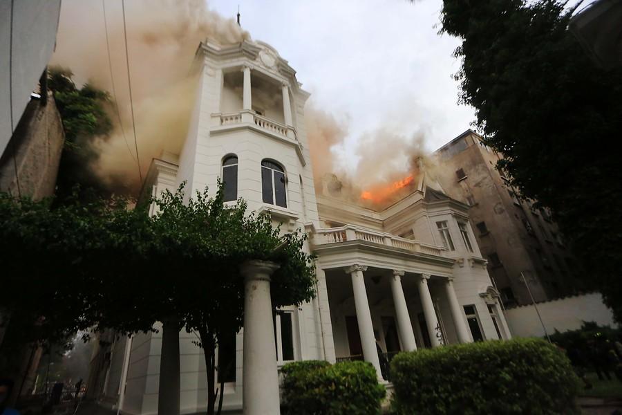 """""""Universidad Pedro de Valdivia cifra en $800 millones pérdidas por incendio"""""""