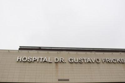 Hospital Gustavo Fricke implementa medidas para dar protección a funcionarios y usuarios