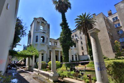 Universidad Pedro de Valdivia: ¿cuál será el futuro de los estudiantes y de la casona patrimonial incendiada?