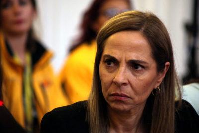 """Isabel Plá y críticas a su labor en crisis social: """"He estado desde el primer momento"""""""