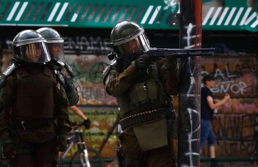 Carabineros indaga eventual abuso policial en detención en Lo Hermida