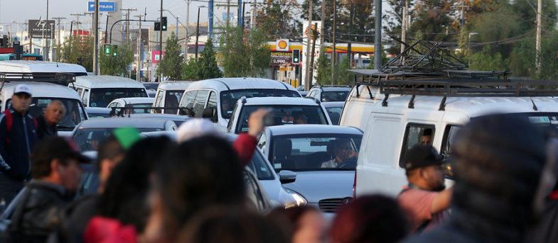 Barricadas y cortes de tránsito marcan nueva jornada de paro nacional