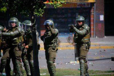 Rancagua: corte prohíbe a Carabineros utilizar balines en manifestaciones pacíficas