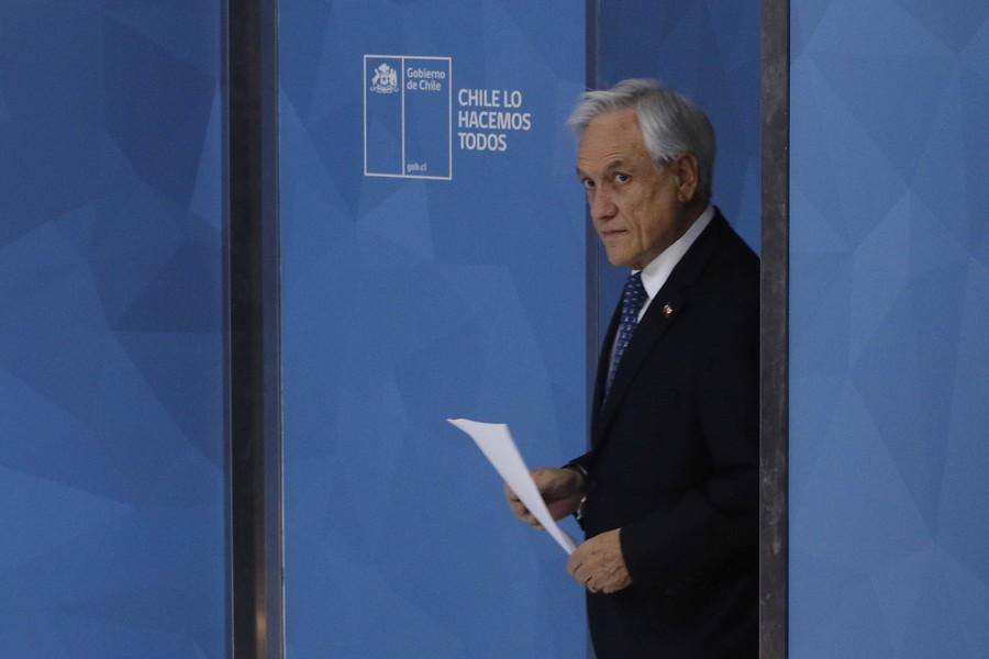 """""""Es tiempo de diálogo y generosidad"""": opositores adhieren a llamado de paz de Piñera"""