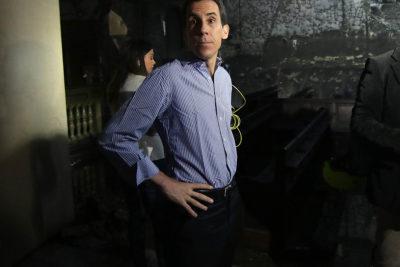 """Felipe Alessandri: """"Esto no se soluciona con más carabineros ni sacando a los militares"""""""