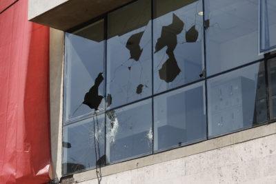 Institutos profesionales: los otros afectados por desmanes y ataques incendiarios
