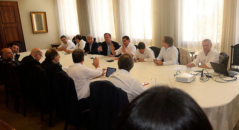 Plebiscito determinará mecanismo para construir una nueva Constitución — Histórico acuerdo político