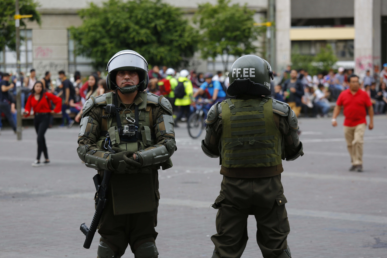 """""""El falso comunicado que amenazaba con paro de funcionarios de Carabineros"""""""