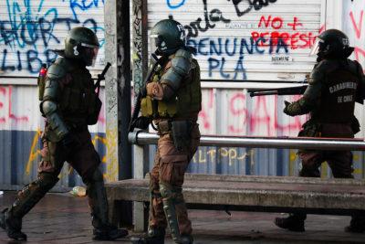 Joven queda en riesgo vital tras recibir impacto de perdigones en Valparaíso