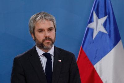 La invitación a negociar que envió el ministro Gonzalo Blumel a Unidad Social