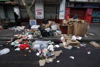 Paro de recolectores de basura: tres federaciones llegaron a acuerdo con el Gobierno