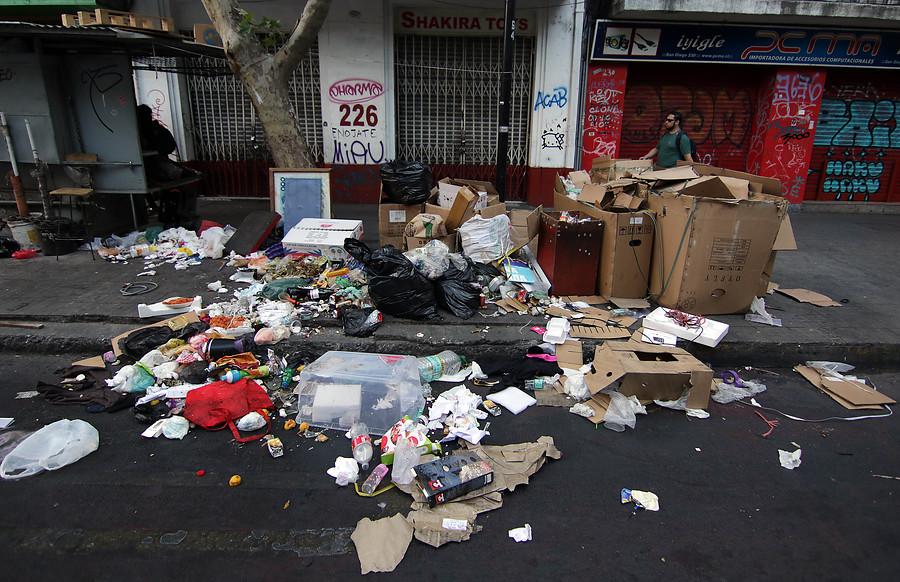 """""""Paro de recolectores de basura: tres federaciones llegaron a acuerdo con el Gobierno"""""""
