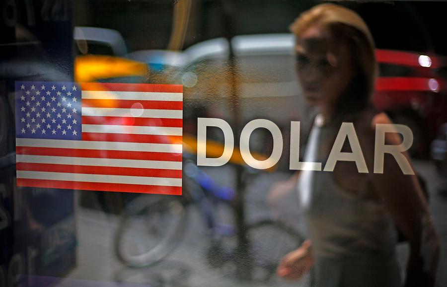 """""""Valor del dólar llega a nuevo máximo histórico con peak sobre los $810"""""""