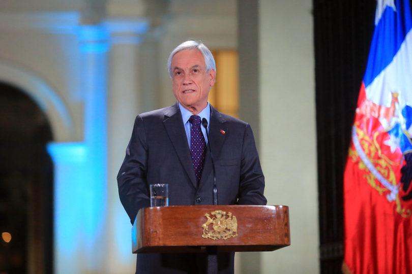 """Piñera: """"No habrá impunidad"""" para quienes cometieron abusos"""