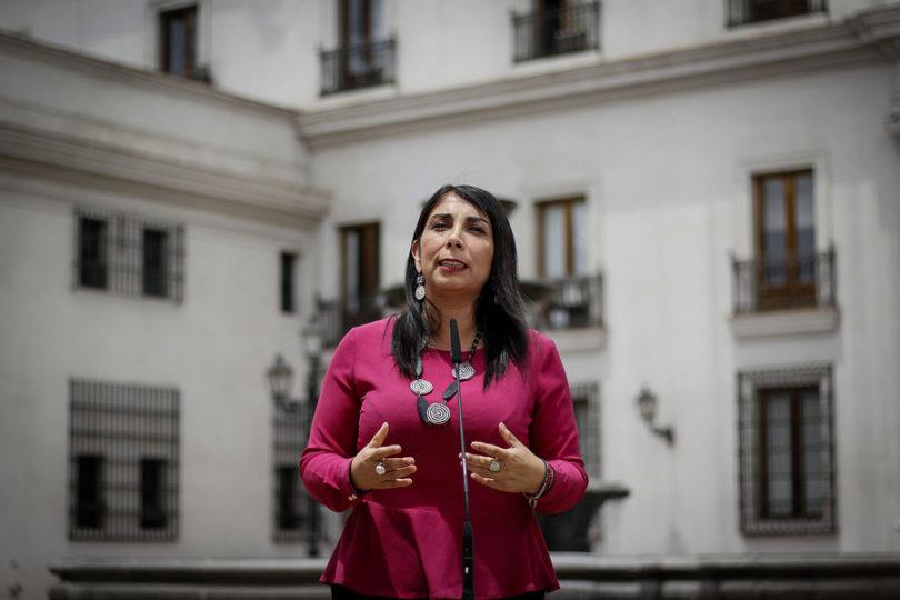"""Vocera por Mario Rozas: """"Cuenta con toda la confianza del Presidente"""""""