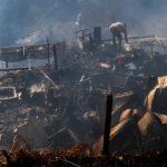 Incendio en Rodelillo: municipalidad de Valparaíso encuentra bidón con acelerante