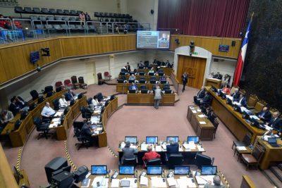 Senado redujo a solo $1.000 los gastos reservados de Carabineros
