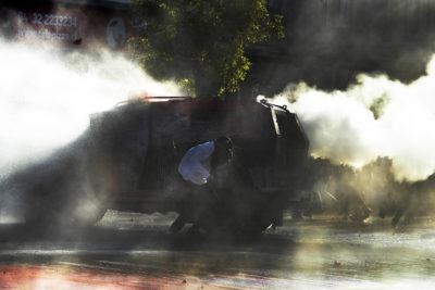 Vecinos de Providencia y Santiago presentarán recurso contra uso de lacrimógenas