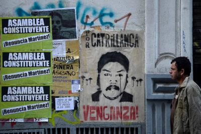 Caso Catrillanca: Confirman prisión preventiva de ex GOPE Carlos Alarcón