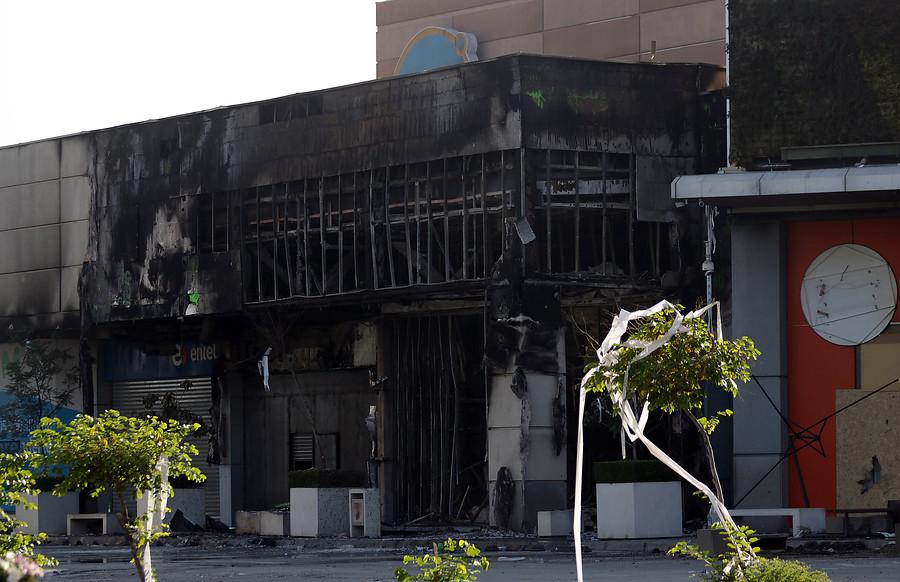 """""""PDI y denuncias de tortura en mall:"""