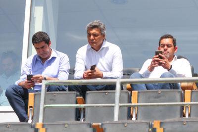 """Sebastián Moreno: """"Lo más importante es resguardar la seguridad de los jugadores"""""""