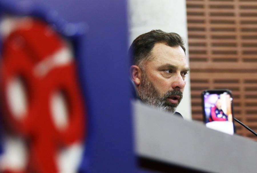"""Hernán Caputto: """"Todos los equipos estamos con incertidumbre"""""""