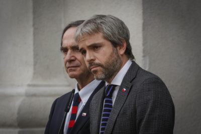 """Ministro Blumel: """"No he recibido ninguna petición de reunión de Amnistía"""""""