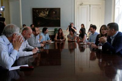 El acuerdo constitucional vuelve a tropezar: Chile Vamos critica nuevas condiciones porque pierde el sentido del pacto