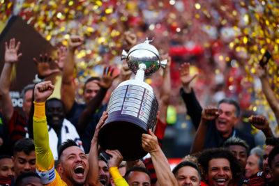 Flamengo venció sobre el final a River y se consagra campeón de la Libertadores