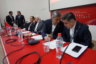 Consejo de Presidentes de la ANFP decide continuar con el Campeonato Nacional