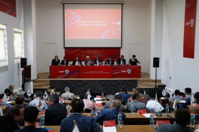 Molestia y falta de quórum: la sesión del Consejo de Presidentes que decidió el regreso del fútbol
