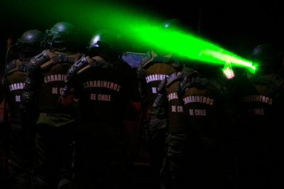 """Ministro Alberto Espina: """"Policías y carabineros están absolutamente sobrepasados y desbordados"""""""