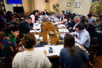 Comisión del Trabajo aprueba indicación para fijar ingreso mínimo en $550 mil