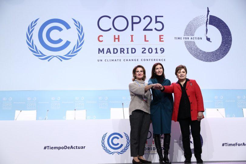 Ministra Schmidt recibió instalaciones en donde se realizará la COP25