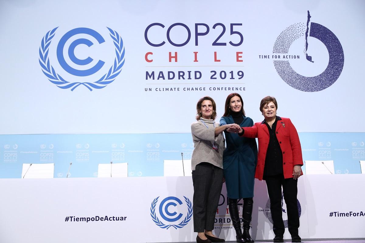 """""""Ministra Schmidt recibió instalaciones en donde se realizará la COP25"""""""