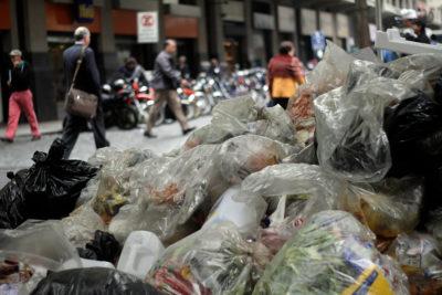 Paro de recolectores de basura: recomendaciones para evitar problemas sanitarios
