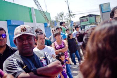 Caos bancario: en Arica funcionan restringiendo horarios y limitando entrega de dinero