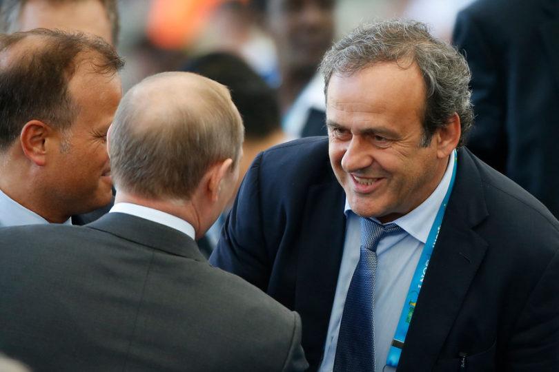 """Michel Platini contra el VAR: """"Creo que es una hermosa mierda"""""""