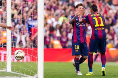 """Messi a Neymar: """"En dos años yo me voy y tú tomarás mi relevo"""""""